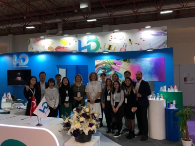 2019 CHCI İstanbul exhibition
