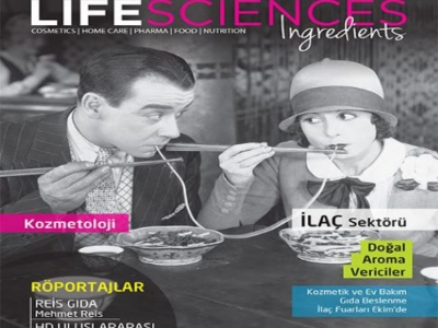 Lifescience ingredients magazine
